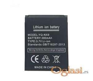 Baterija za Smart Watch DZ09 i ostale pametne satove
