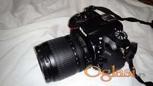 Nikon D7200 + AF-S DX NIKKOR 18-105mm f/3.5-5.6G ED VR