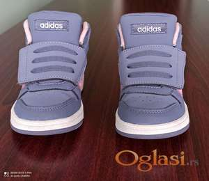 Adidas patike za devojčice - veličina 24 - 1200din
