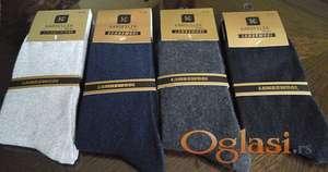 Muške vunene čarape