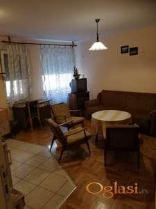 Branka Bajića 30 m2 kompletno namešten odmah useljiv 01.08. 160 eur