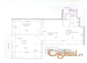Odličan renoviran 3.0 stan na Dorćolu ID#1017