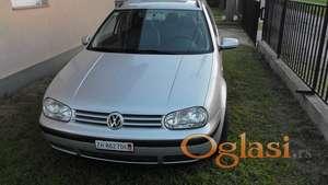 VW GOLF 4 MOTION 4X4