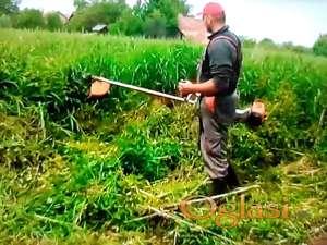 Uslužno kosenje trave i krcenje