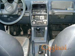 Brankovina Chevrolet Cruze trans tracker 1991
