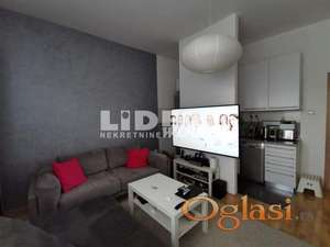 Kompletno lux renoviran stan sa nameštajem ID#102917