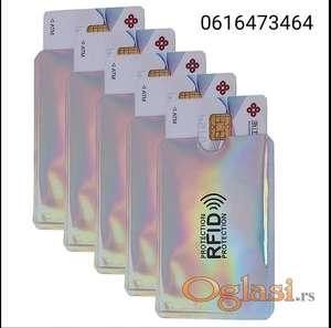 Anti RFID Zaštita čitača bankovne kartice