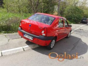 Beograd Dacia Logan 2007
