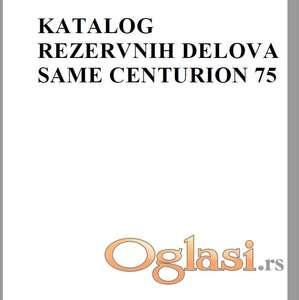 Same Centurion 75 - Katalog delova
