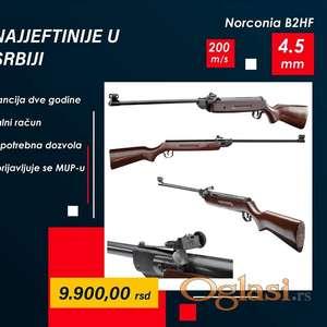 Vazdusna puska 4.5mm Norconia