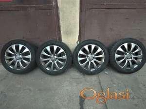 "Opel Corsa D alufelne 16"" sa gumama"