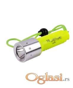 LED T6 Cree podvodna lapmpa