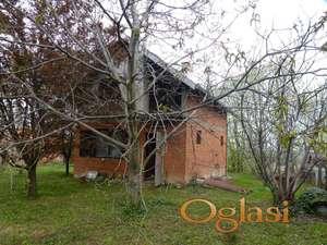 Povoljno, Kuća  na RAVNOM placu od 2171m2.pogled Dunav. Rakovac