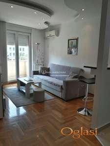 Izdavanje stanova Beograd-Jednoiposoban lux stan u novogradnji
