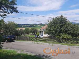 Prodajem kucu u Mladenovcu 92m2+11.55 ari placa