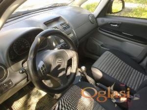 Novi Sad Suzuki SX4 2009