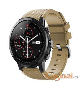 Krem narukvica Galaxy Watch 46mm Huawei GT2 22mm