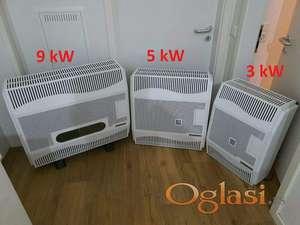 Gas Pec Fasadna 5 kW LPG