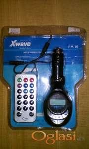 Prodajem USB dodatak za MP3  - NA UPALJAČ ZA CIGARE