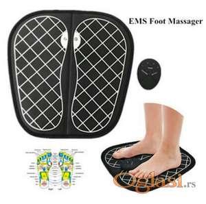 Fizioterapija Bezicni stimulator misica masazer stopala