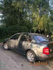 Škoda Fabia sedan 2005 god