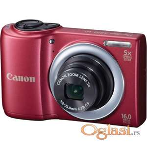 Digitalac Canon A810 HD power shot 16Mpx + 8GB memorijska