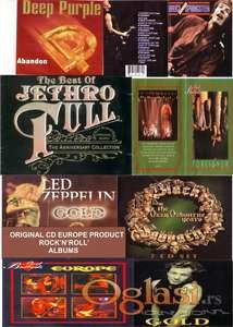 rock'metal'punk  original cd kopilacije