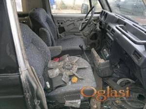 Zrenjanin Mitsubishi Pajero 2600 benzin 1989