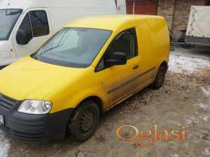 Mol Volkswagen - VW Caddy