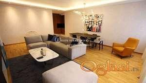 Izdavanje-lux četvorosoban stan u novogradnji sa garažom, cena sa svim troškovima