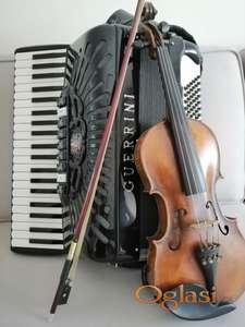 Muzicari - Harmonika i Violina