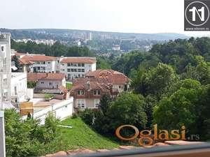 Dedinje, Miloja Đaka – trosoban stan 123 m2