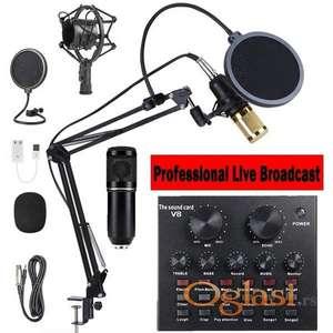 profesionalni studijski mikrofon