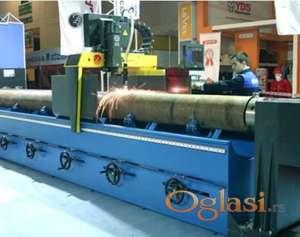 Mašina za rezanje plazmom, CNC plazma