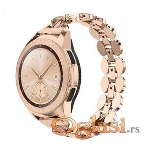 Samsung Galaxy Watch 42mm R810 pink narukvica
