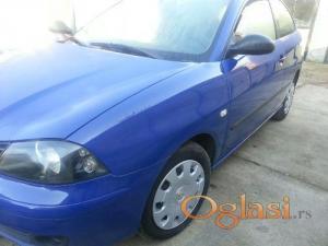 Beograd Seat Ibiza 1.4 TDI 2004