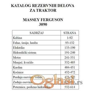 Massey Ferguson 3090 - Katalog delova