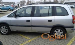 Novi Sad Opel Zafira 2.0 dt 2001