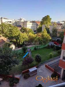Izdavanje stanova Beograd-Dorćol-Trosoban stan u novogradnji,garaza