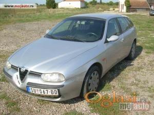 Obrenovac Alfa Romeo 156  jtd-sw