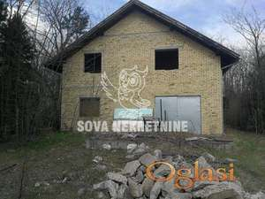 Nedovršena kuća na Kelebiji ID#1142