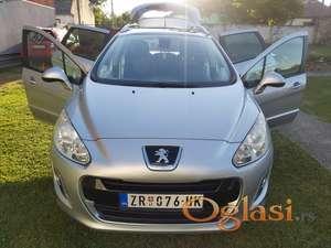 Prodajem  Peugeot 308 1.6 hdi 2012. godište