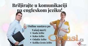 Časovi engleskog online
