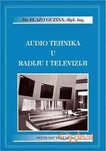 Knjige - Audio tehnika, Snimanje zvuka