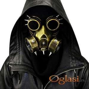Gas maska MAD MAX