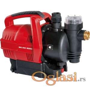 Pumpa za vodosnabdevanje, Einhell GC - AW 6333