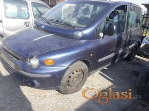 Razni polovni delovi za Fiat Multiplu 1,9 jtd 2001 godište!