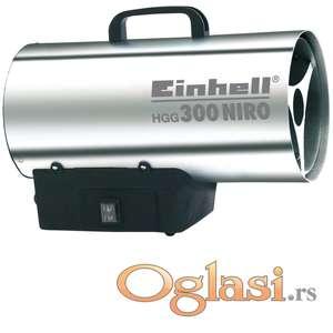 Plinski grejac Einhell HGG 300, Niro