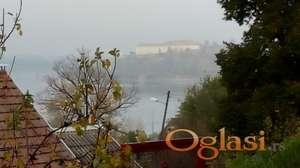 Ribnjak Kuća 63m Plac 870m Pogled na Dunav i Tvrđavu