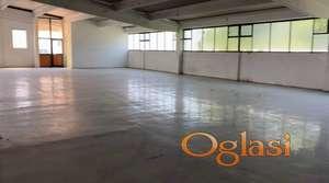 Proizvodni pogon i skladište + kancelarije 1518 m2